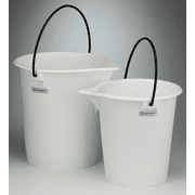 Bel-Art Pail HVY-DUTY 10L Polyeth 168050000