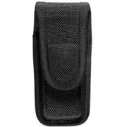Bianchi 7303 AccuMold Single Mag/Knife Pouch - Black, 17427