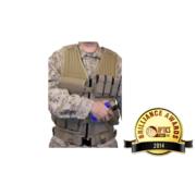 BlackHawk Omega Elite Vest Cross Draw/Pistol Mag - One Size Fits Most