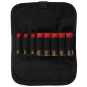 Bulldog Cases Shotgun Shell Ammo Pouch Holds 8 Black WASP