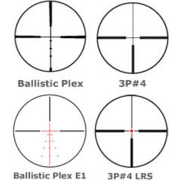 Burris Six X 2x-12x-40mm Riflescopes