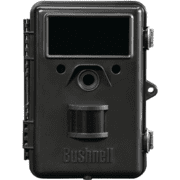 Bushnell 8MP HD Trophy Cam Trail Camera - Black LED Night Vision Flash, w/ Field Scan