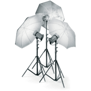 "Elinchrom 33"" White Umbrella Professional EL 26372"