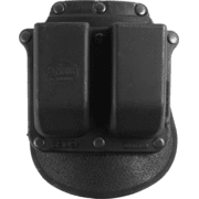Fobus Double Mag Pouch, Paddle style - Beretta, Universal 9mm & 40 Cal. 6909RP