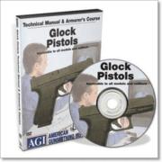 Gun Video DVD - AGI: Fits Glock Pistols X0069D