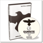Gun Video DVD - Gunsite: Tactical Carbine 1 X0179D