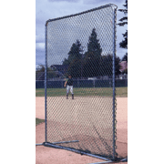 Jugs Sports Replacement Net for 7-foot Quick-Snap Square Sports Screen - NET ONLY S5005