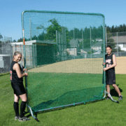 Jugs Sports Replacement Net for 8-foot Square Fixed Frame Fungo Sports Screen - NET ONLY S5011