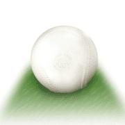 JUGS Sting-Free White Realistic-Seam Baseballs, Dozen