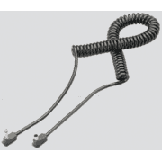 "Metz Pc Cord For 45ct1, 12"" Coiled Cable Extends Up To 3' MZ 5520"