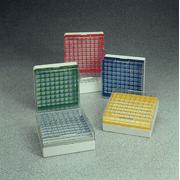 Nalge Nunc Cryobox 9X9 W/GREEN Grid CS24 867013-0242 Cryobox 9X9 W/GREEN Grid CS24