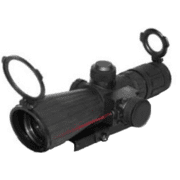NC Star 3-9x42mm Rubber Armored Mark III Tactical Rifle Scope