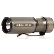 Novatac Tactical Black/Gun Metal Flashlights 120T-BK - 120T-PT