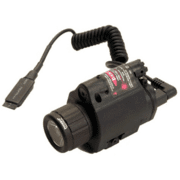 Phoebus Tactical Gun Light and Red Laser