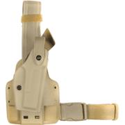 Safariland 6004 SLS Tactical Holster - STX FDE Brown, Right Hand 6004-283-551