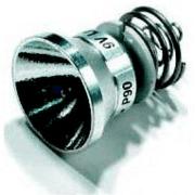 SureFire P90 Flashlight Reflector Lamp Assembly - 105 Lumen for 9P, D3, Z3, C3 Lights