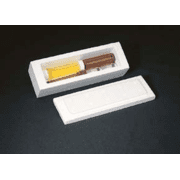 Tegrant Thermosafe ThermoSafe Foam Lab Mailers, ThermoSafe Brands 400 Foam Mailers Mailer For Two Petri Dishes