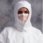 Alpha Pro Tech Critical Cover Highly Breathable Cleanroom Veil 9400 CC