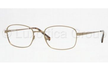 5bddb4bce6 Brooks Brothers BB3010 Progressive Eyeglasses Gold Frame   52 mm Prescription  Lenses