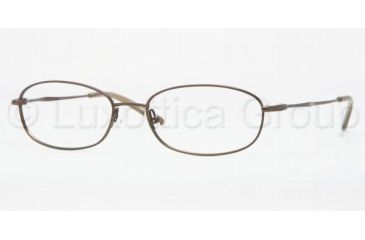 9cd5204646 Luxottica LU6559 Bifocal Prescription Eyeglasses 3076-5217 - Brown