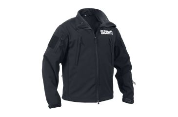 06a114f8847 Rothco Special Ops Soft Shell Security Jacket 97670-L