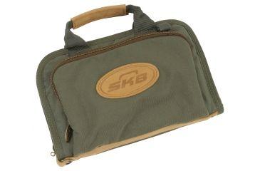 SKB Cases Rectangular DRYTEK Handgun Bag - Green 4-PACK 2SKB