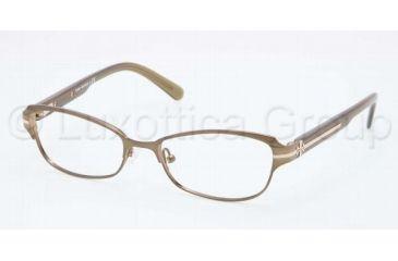 a0b818e3593 Tory Burch TY1028 TY1028 Eyeglass Frames 182-5016 - Olive Frame