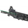 AimShot LS8103 Compact Green Laser Sight Kit w/ Curly Cord Pressure Pad