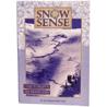 Alaska Mtn Safety Snow Sense Avalanche Book