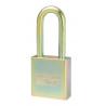 American Lock A5201GLN Government Rekeyable Padlock w/ Non-Removable Key