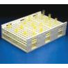 Bel-Art Tube Racks for Radioimmunoassay Tubes, Polypropylene H188710000