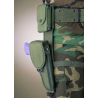 Bianchi M1425 Tactical Hip Extender - Black 15140