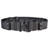 Bianchi 7235 Nylon Duty Belt w/ Belt Keepers, Black