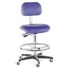 Bio Fit Cleanroom/ESD Chairs, 4W Series, BioFit 4W51C10KSTR Class 10 Cleanroom/ESD Chairs