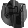 BlackHawk CQC SERPA Holster - Active Retention - Carbon Fiber Finish