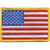 BlackHawk Patch, American Flag RWB W/VLC 10900015 (Approx 2