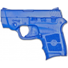 Blue Training Guns Bt Smith & Wesson Bodyguard .380 Semi-Auto
