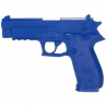 Blue Training Guns by Rings Sig Mosquito Black