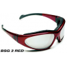 Body Specs BSG-3 Interchangeable Lens Sunglasses/ Goggles w/ 3 Lens Set