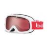 Bolle Bumpy Ski/Snowboard Goggles - Shiny Black Guitar Frame and Vermillon Gun Lens