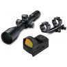 Burris 3-15x50mm XTR II Riflescope w/ Illum G2b Mil-Dot Reticle