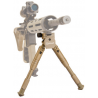 Caldwell AR Shooting Bipod - Prone Position