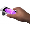 Carson MicroMaxPlus 2 LED Microscope w/ iPhone 5/5S Adapter