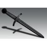 Cold Steel Training Dagger, Polypropylene Handle 92BKD