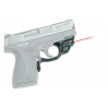 Crimson Trace Laserguard Red Laser Sight for S&W Shield Handgun