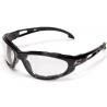 Edge Eyewear Dakura Safety Glasses w/ Gasket