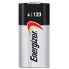 Energizer 3V Lithium 123 Photo Battery