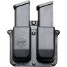 Fobus Double Mag Pouch Fits Glock 9& 40, H&K 9&40 6900BH