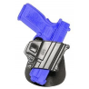 Fobus Paddle Compact Holsters - Springfield XD / HS2000 9 / 357 / 40 Compact Style 3in, Taurus Millenium 45, Millenium Pro SP11B
