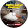 Forensics Source Crime Scene Training Module DVD- 4
